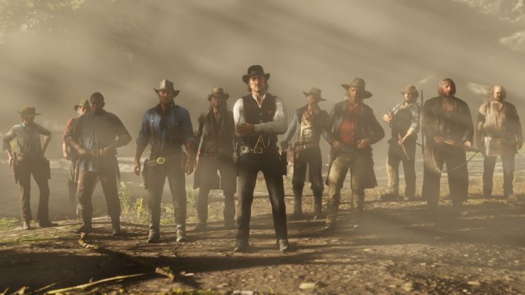 《荒野大镖客2》登陆Steam后 PC数字版销量翻了一番