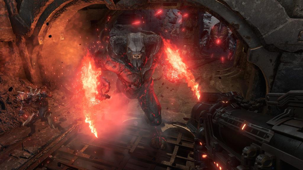 id software:《毁灭战士:永恒》榨干了本世代主机的机能
