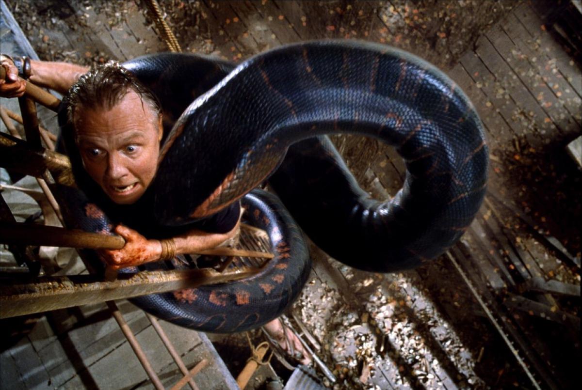 《狂蟒之灾》电影将重启 将打造成《巨齿鲨》风格