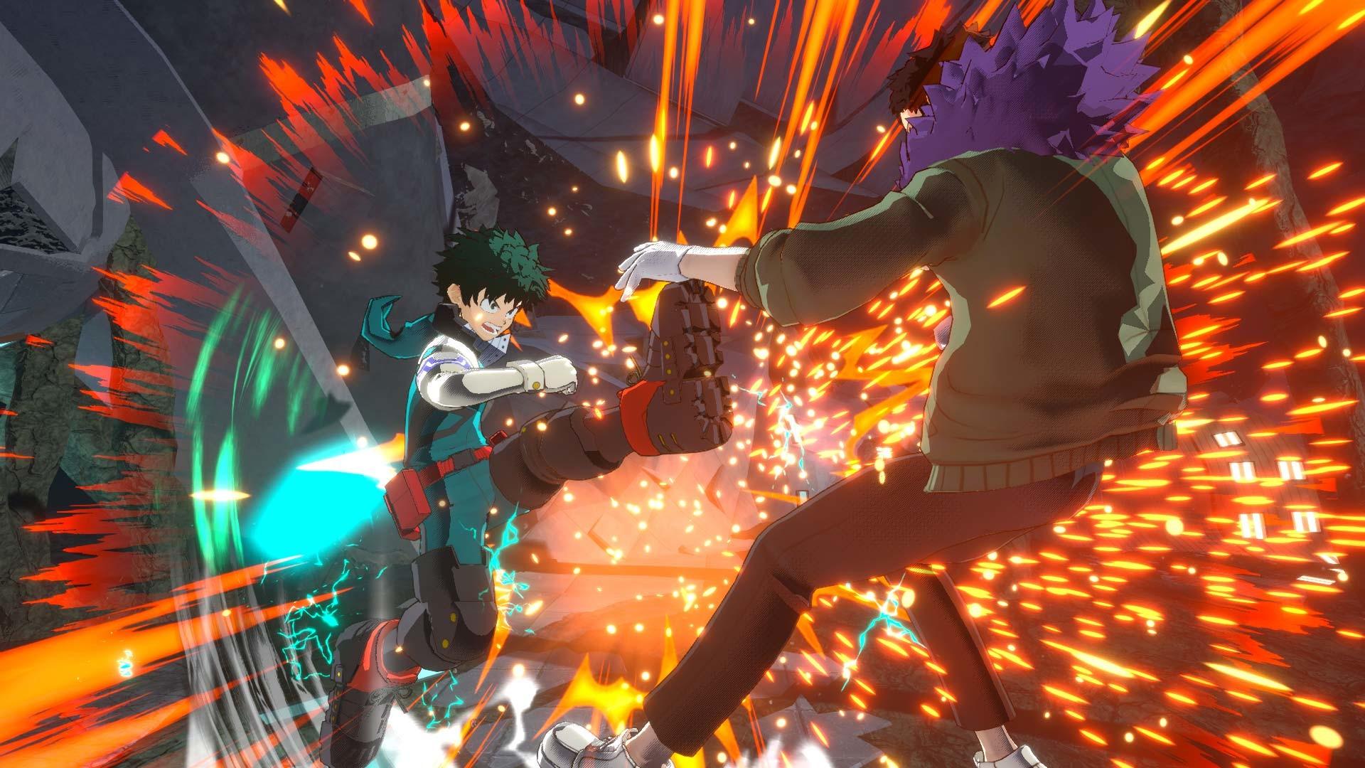 《我的英雄学院:唯我正义2》上架Steam 售价268元支持繁中