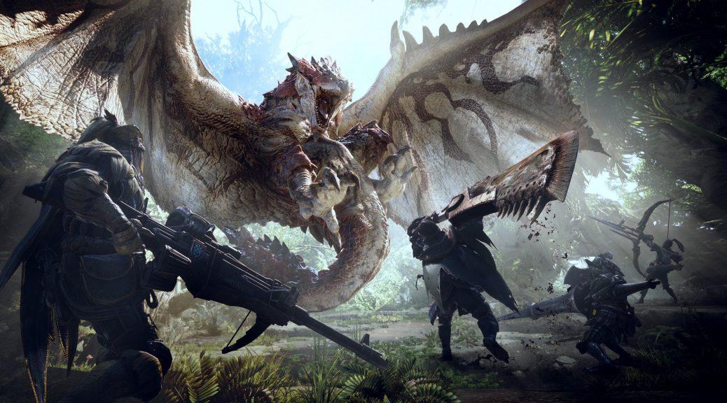 《怪物獵人:世界》PC更新檔優化表現 減少CPU占用
