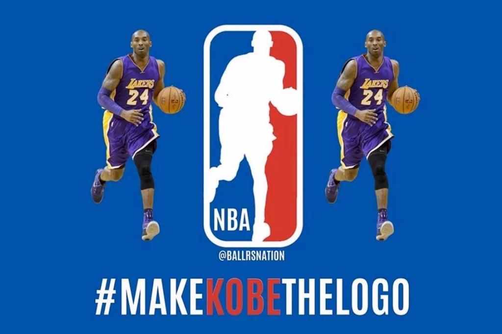 网友请愿将NBA标志换成科比 已有200多万份签名