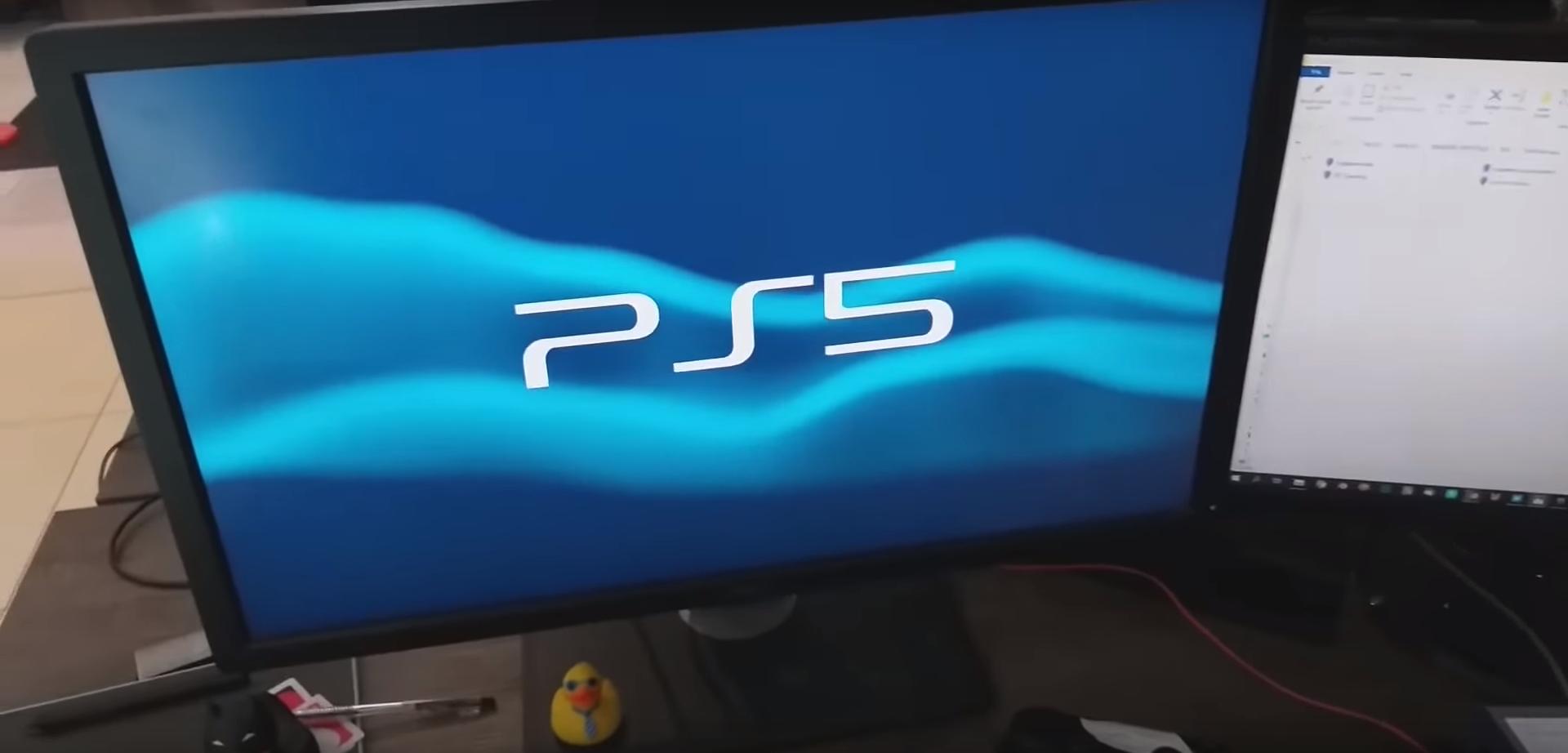 謠傳的PS5開機視頻是如何偽造出來的?