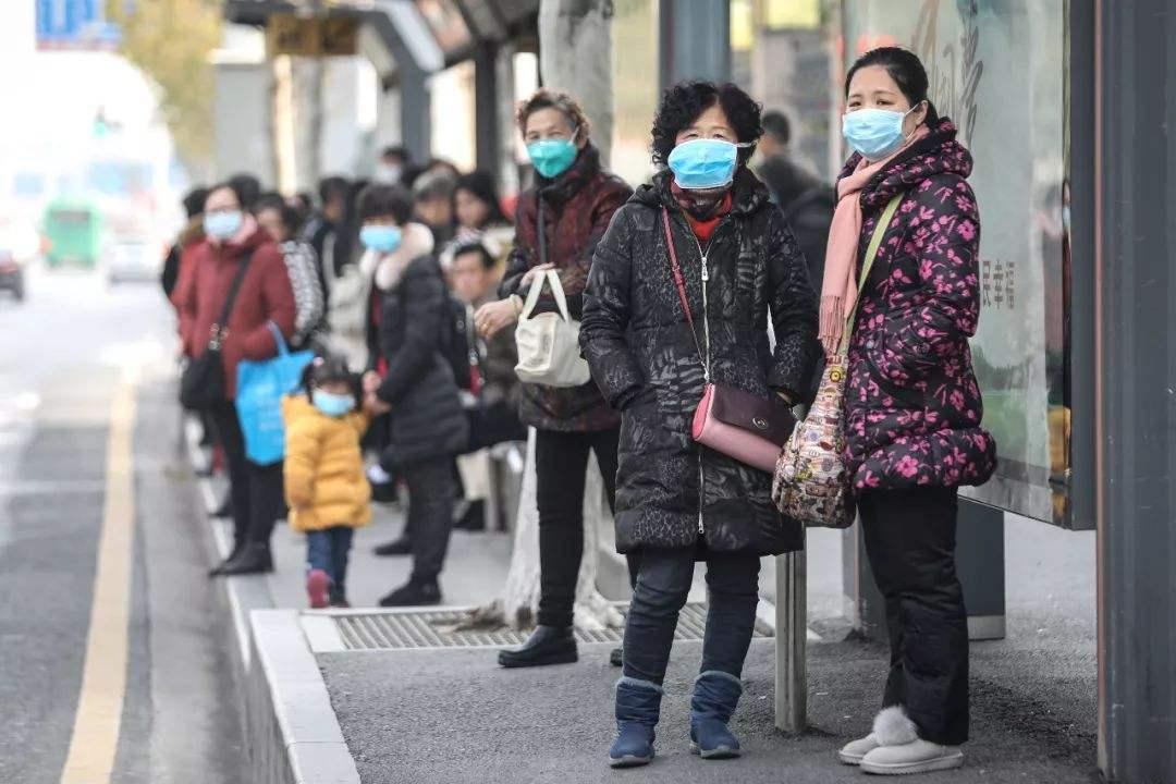 新型冠狀病毒肺炎確診人數超過非典 累計5974例
