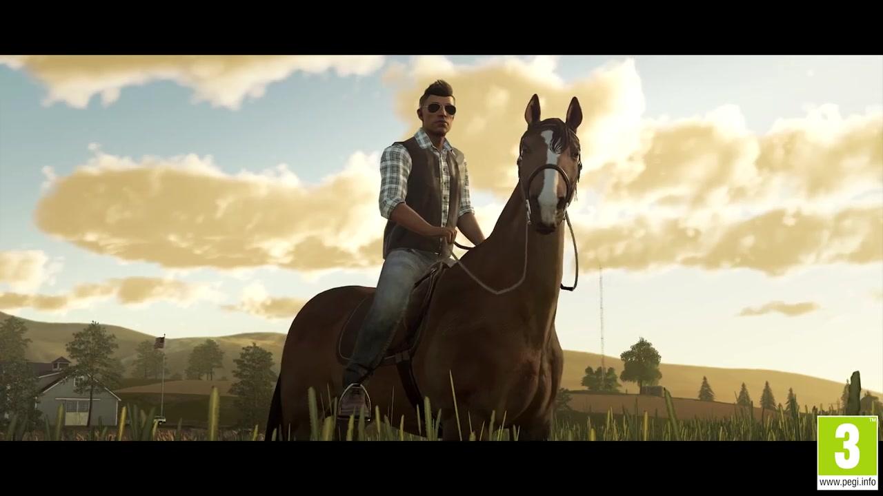 Epic本周喜加一更新 免费领取《模拟农场19》
