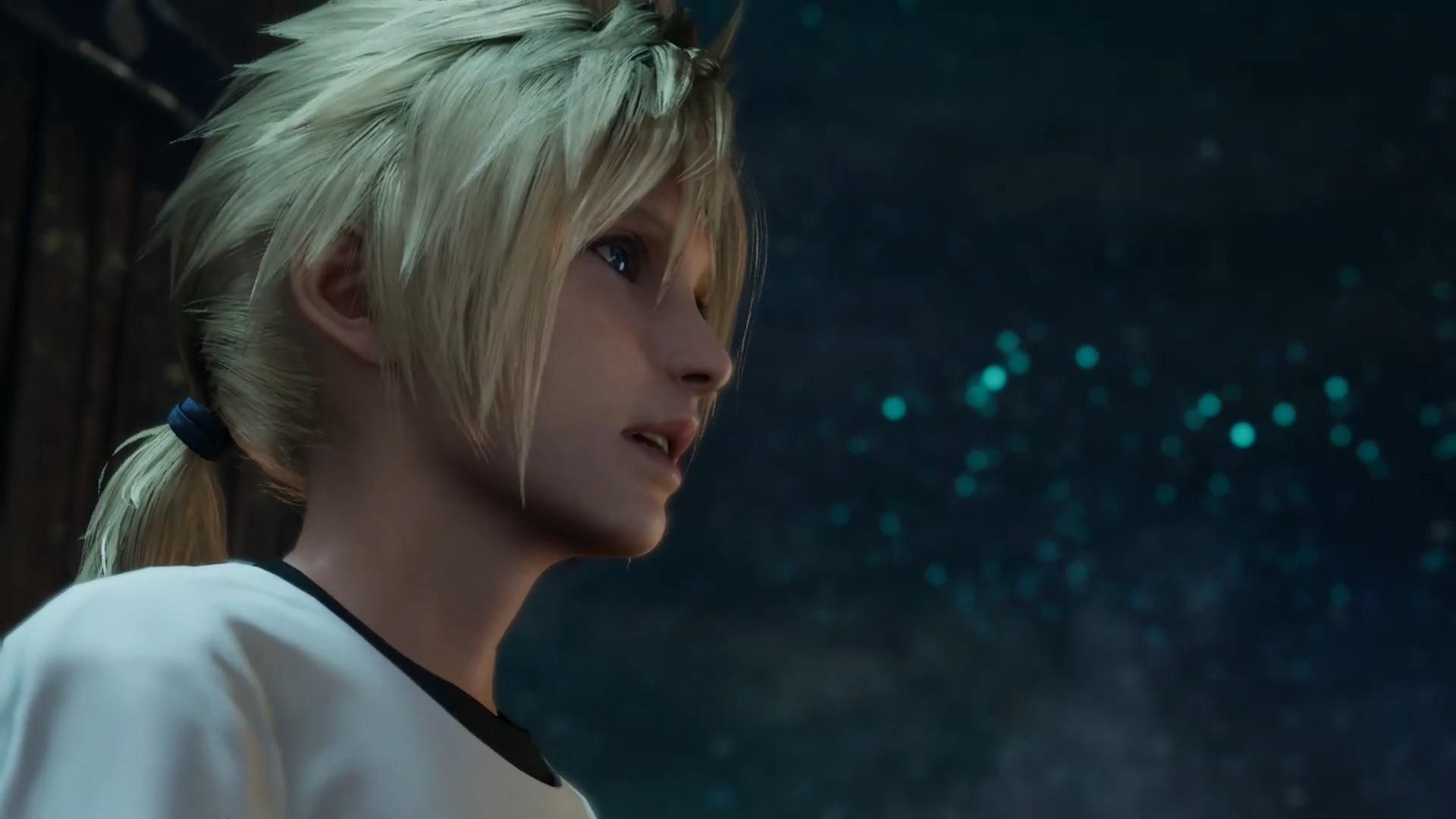 《终极幻想7:重制版》主题弯预告 女装克劳德登场