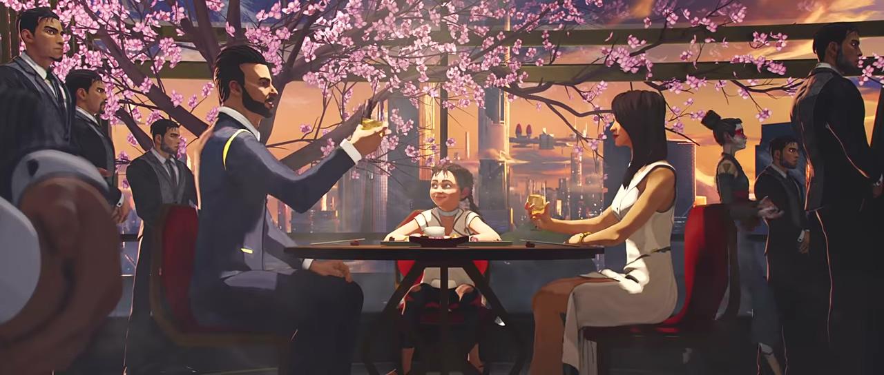 《Apex英雄》第四赛季发售宣传片 亡灵机器人的复仇