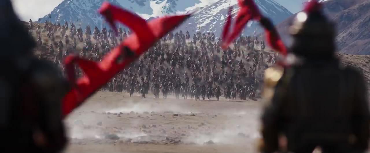 《花木兰》电影新预告 超级碗期间公布终极预告
