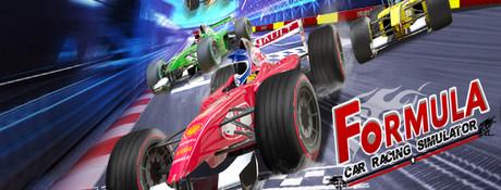 《方程式赛车模拟器》英文免安装版