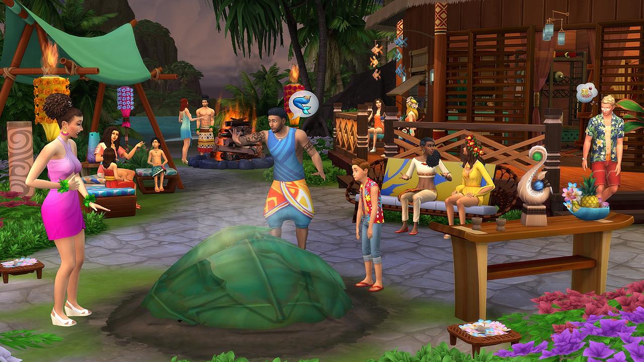 《模拟人生5》将登陆次世代平台 确认有在线多人功能