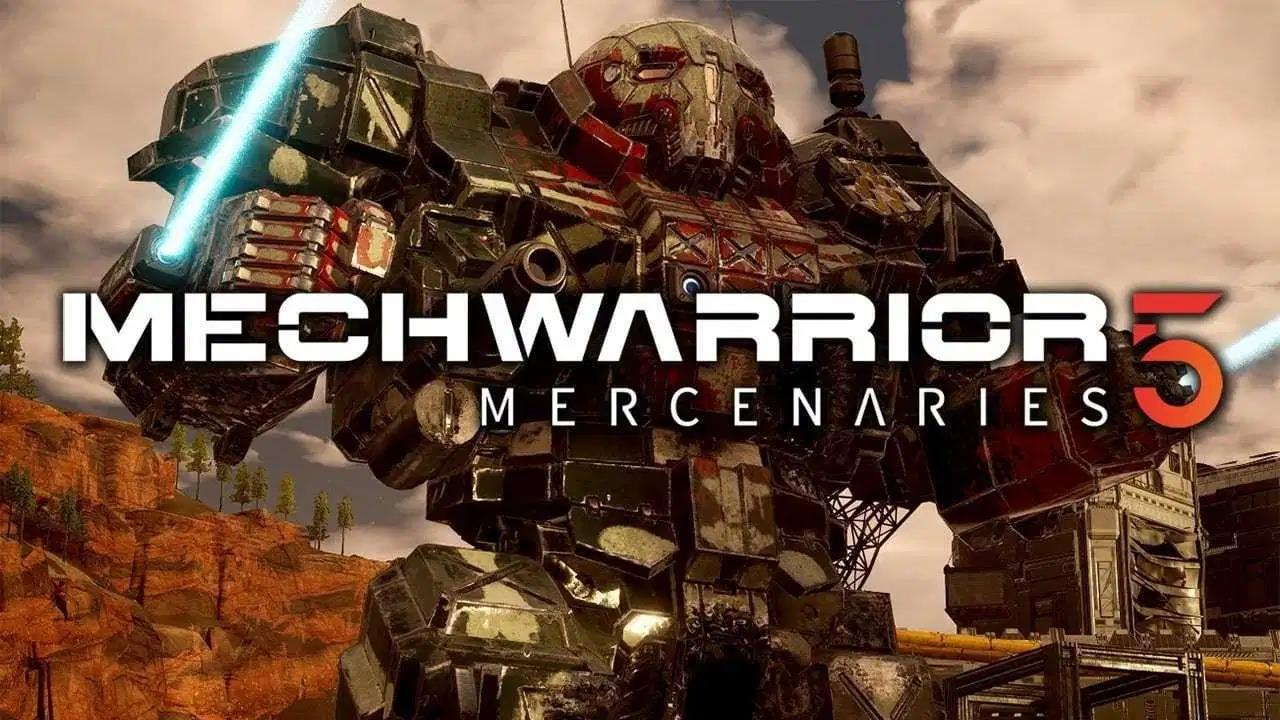《机甲战士5:雇佣兵》首个DLC预计将于4月推出