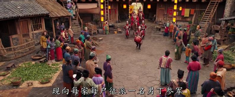 《花木兰》超级碗终极预告:飞檐走壁式的精彩打斗