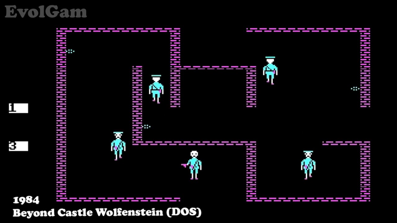 《德军总部》1981-2019系列进化史 情怀味十足
