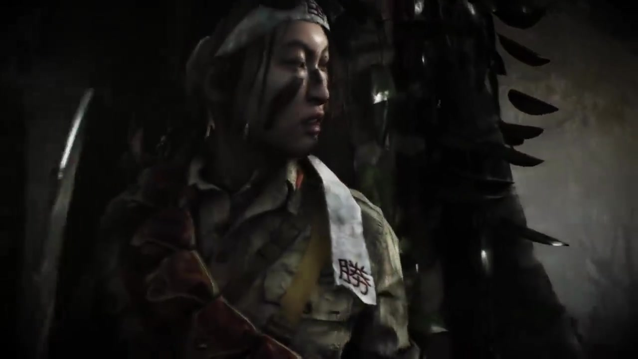 """《战地5》全新精英角色""""山城美佐纪""""预告片公布"""