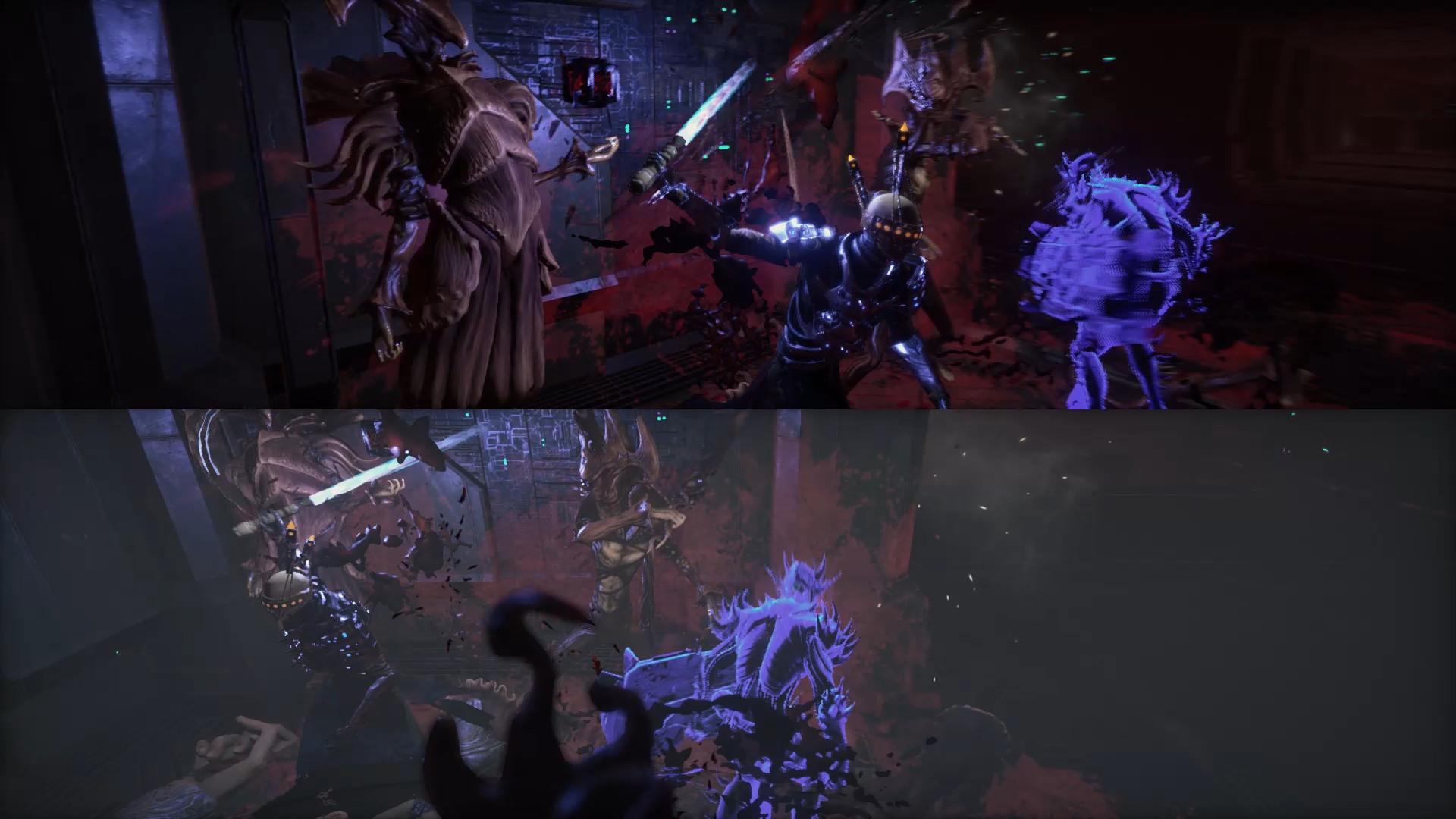 魂类动作RPG游戏《地狱时刻》发售日确定 登陆Steam和主机