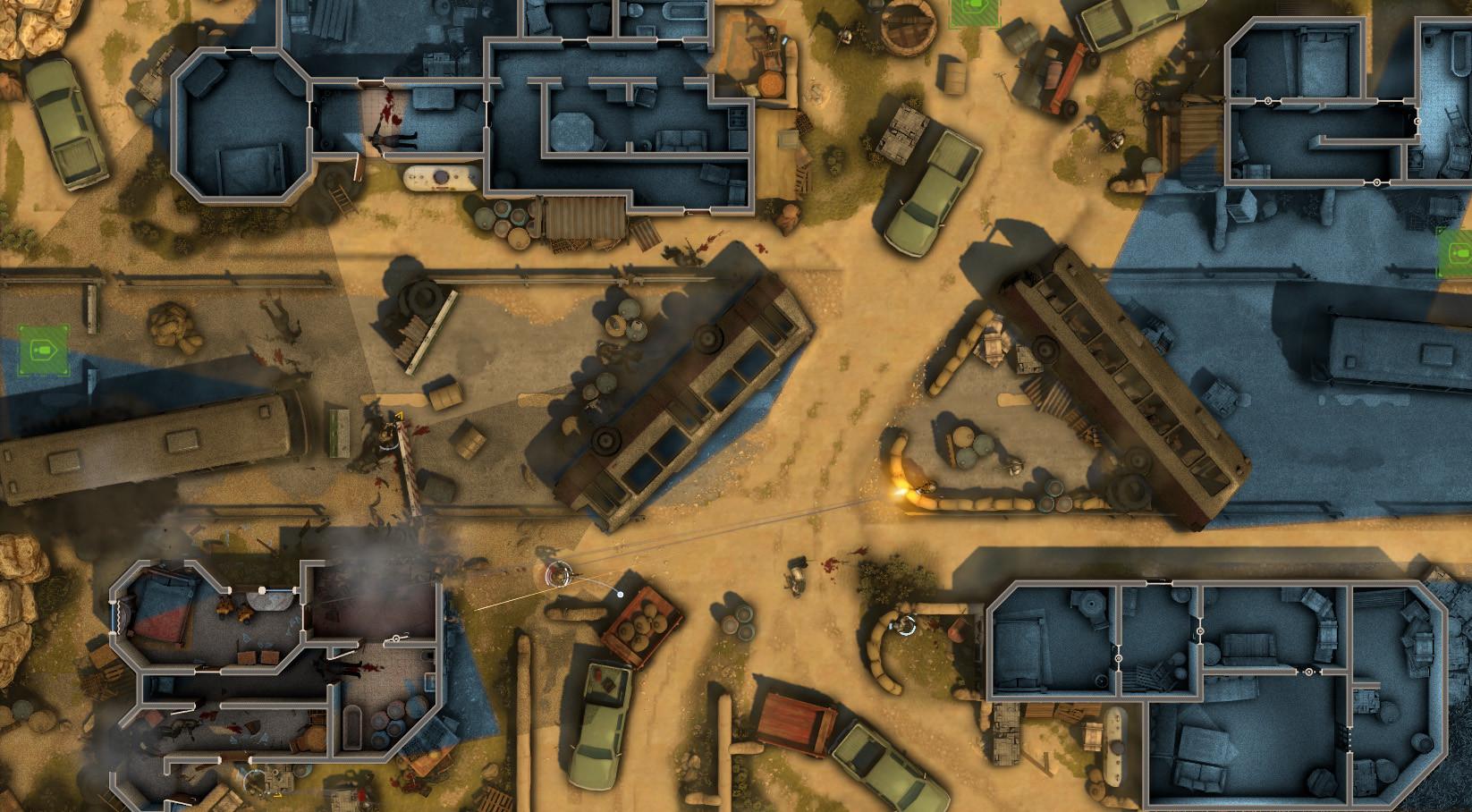 战术射击游戏《破门而入2》新预告 战斗紧张刺激