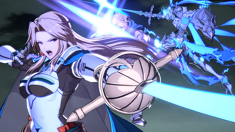 《碧藍幻想Versus》今日發售!DLC追加內容同步上市