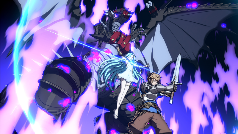 《碧蓝幻想Versus》今日发售!DLC追加内容同步上市