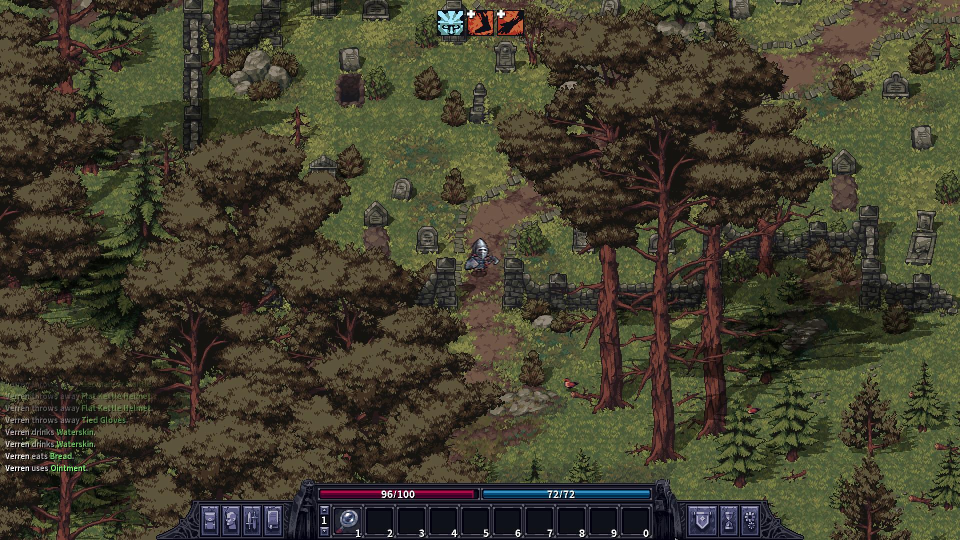 开放世界RPG《石质碎片》上架Steam 优惠售价43元
