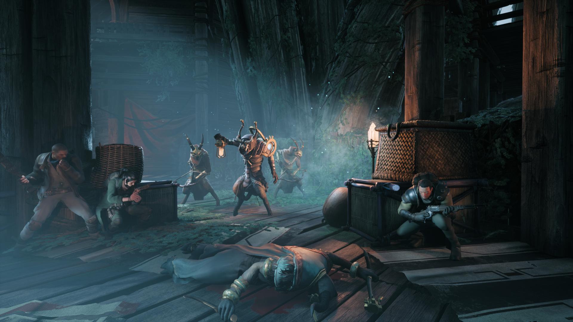 《遗迹:灰烬重生》实体版将于3月17日发售 售价40美元