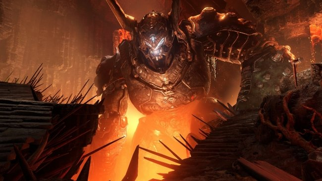 《毁灭战士:永恒》承诺将带来丰富发售后内容 不重蹈覆辙