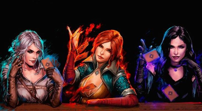 《巫师3》昆特牌重制Mod 打牌玩法更丰富更有趣