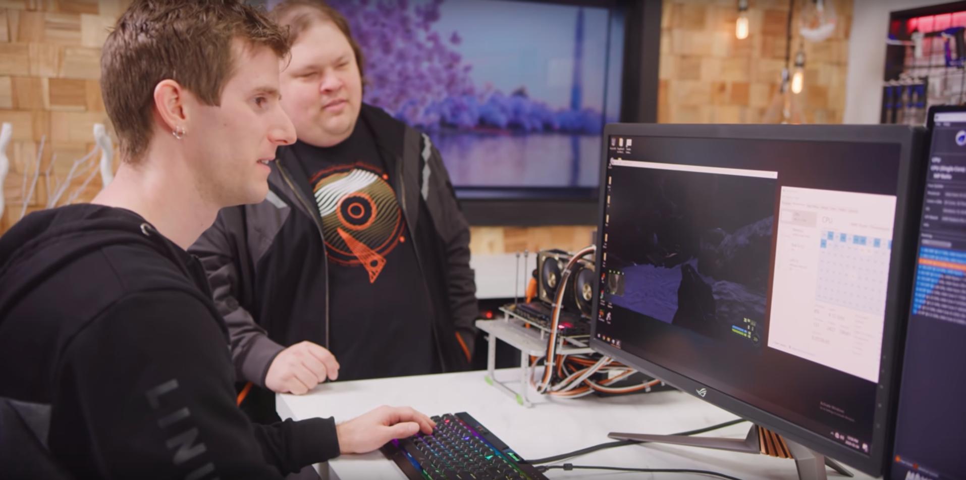 無需GPU AMD新64核超級處理器竟能獨立運行《孤島危機》
