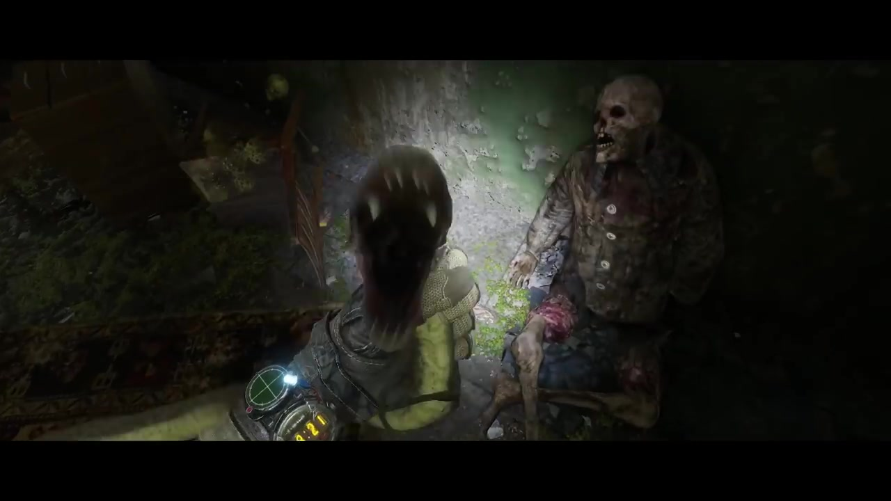 """《地铁:逃离》""""山姆的故事""""DLC发售预告片公布"""