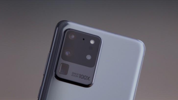 三星Galaxy S20系列發布:16GB LPDDR5 1.08億像素