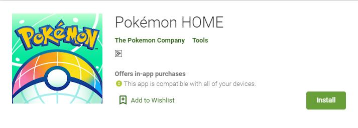 让自己与宝可梦团聚《宝可梦Home》服务正式上线!