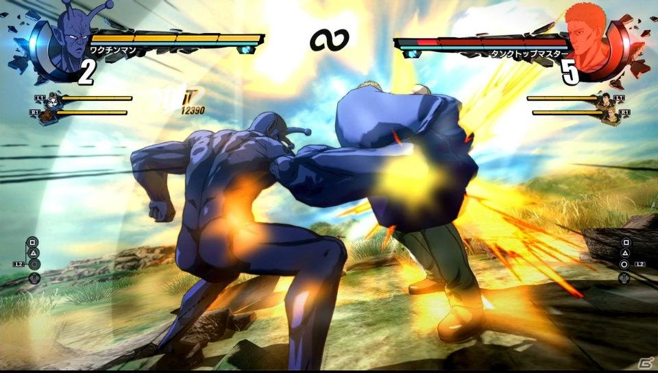 《一拳超人:无名英雄》新截图 蚊女双腿修长无比