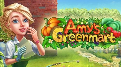 《艾米的绿色集市》英文免安装版
