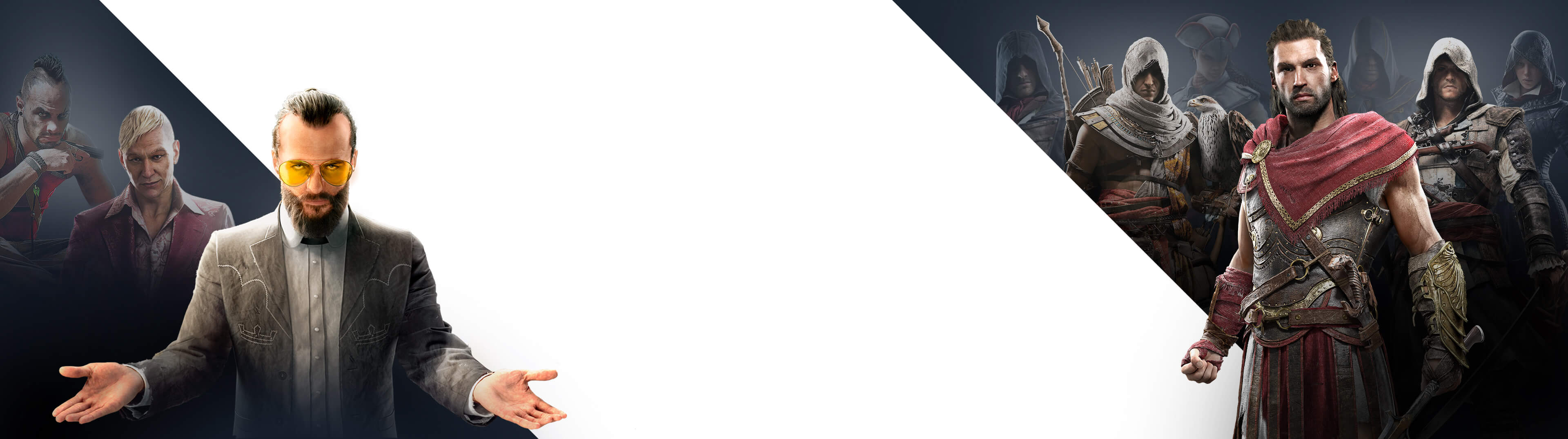 育碧Uplay同捆优惠开启 《孤岛惊魂5+新曙光》3折特卖