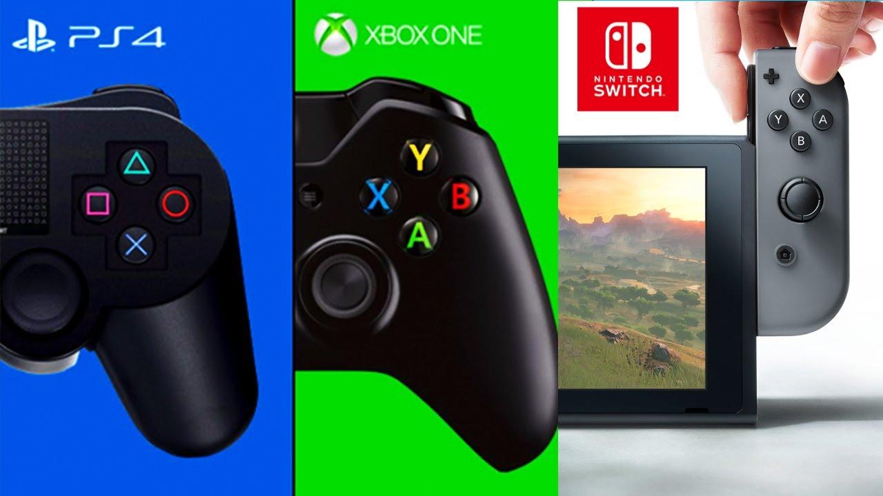 近15年来主机平台销量一览 PS4仅排第4