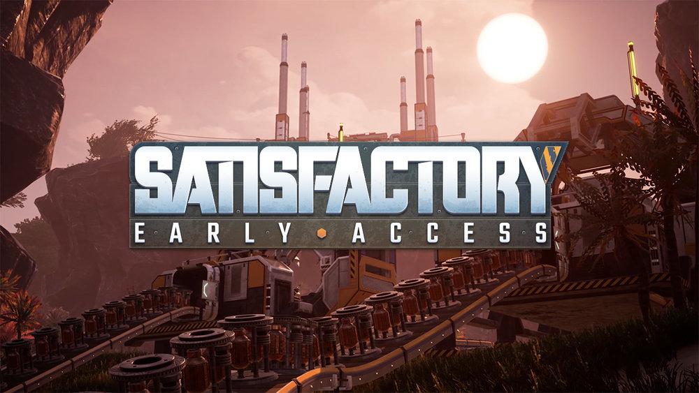 《幸福工厂》迎来大更新 官方预告将脱离独占登Steam