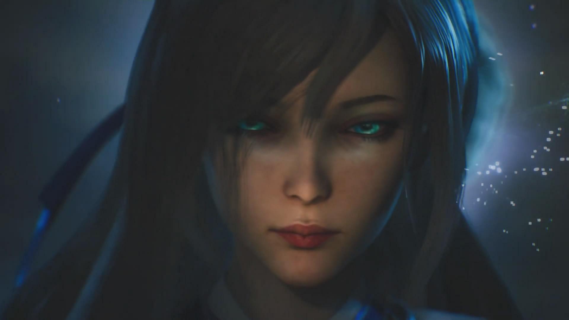 虚幻4版《剑灵》新视频欣赏 小姐姐更美更逼真了