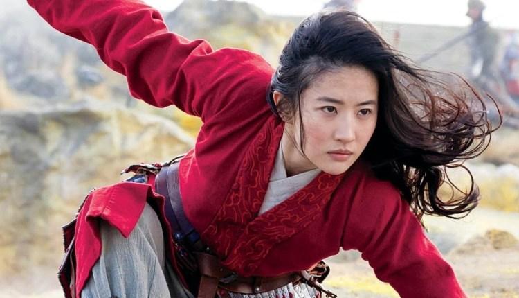 《花木蘭》攝影師大贊劉亦菲:90%的特技動作是她親自完成