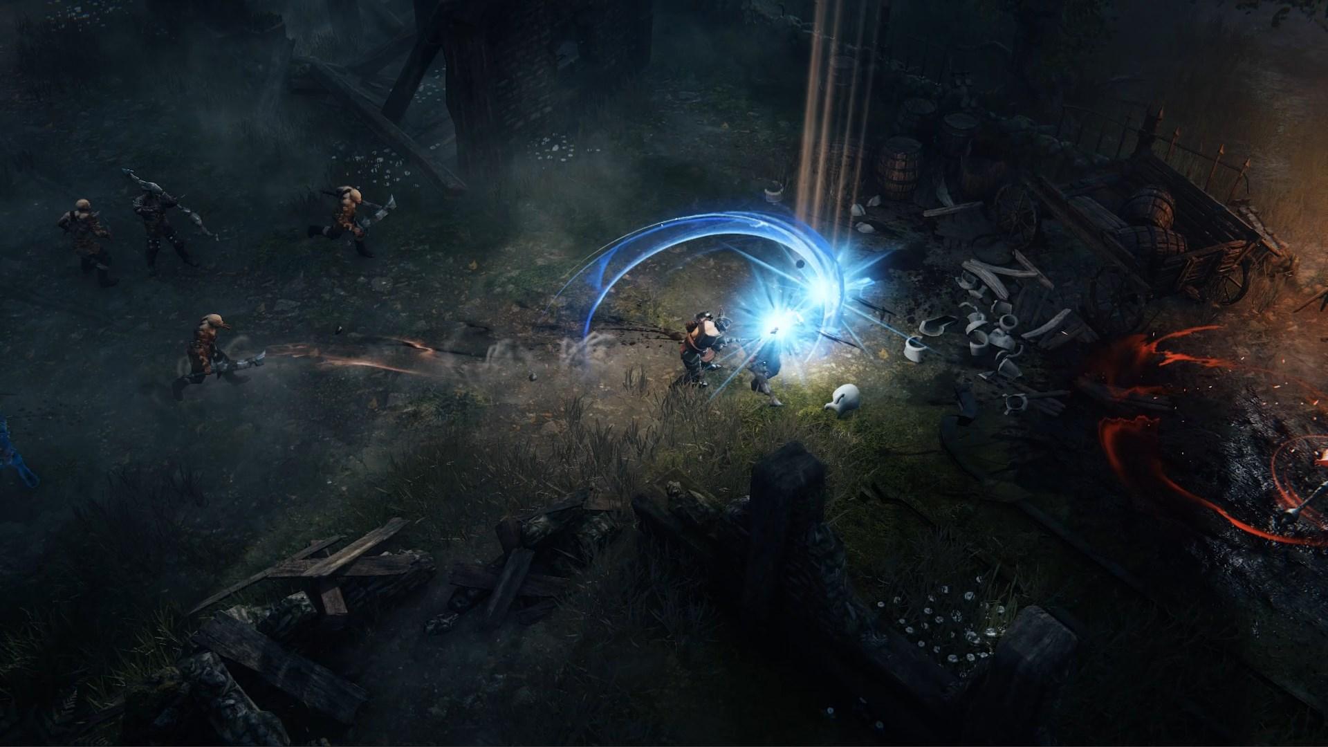 类暗黑游戏《破坏领主》登陆Steam抢先体验 国区90元、自带简中