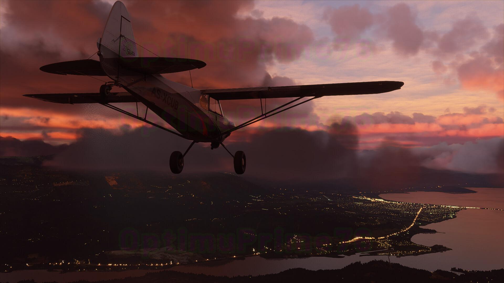 《微软飞行模拟》新截图 视觉效果惊人次世代感十足