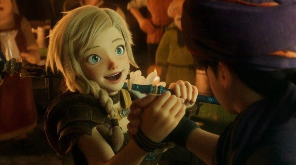 《勇者斗恶龙》动画电影《你的故事》已上线Netflix