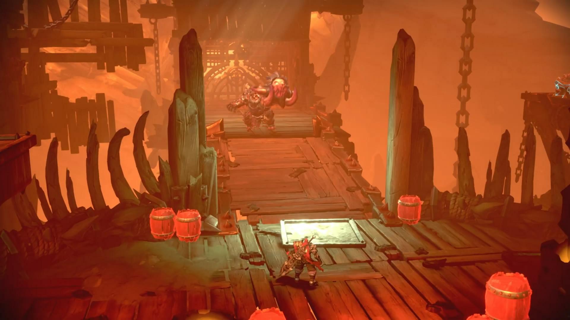 《暗黑血统:创世纪》主机版预告 今日登陆PS4/X1/NS