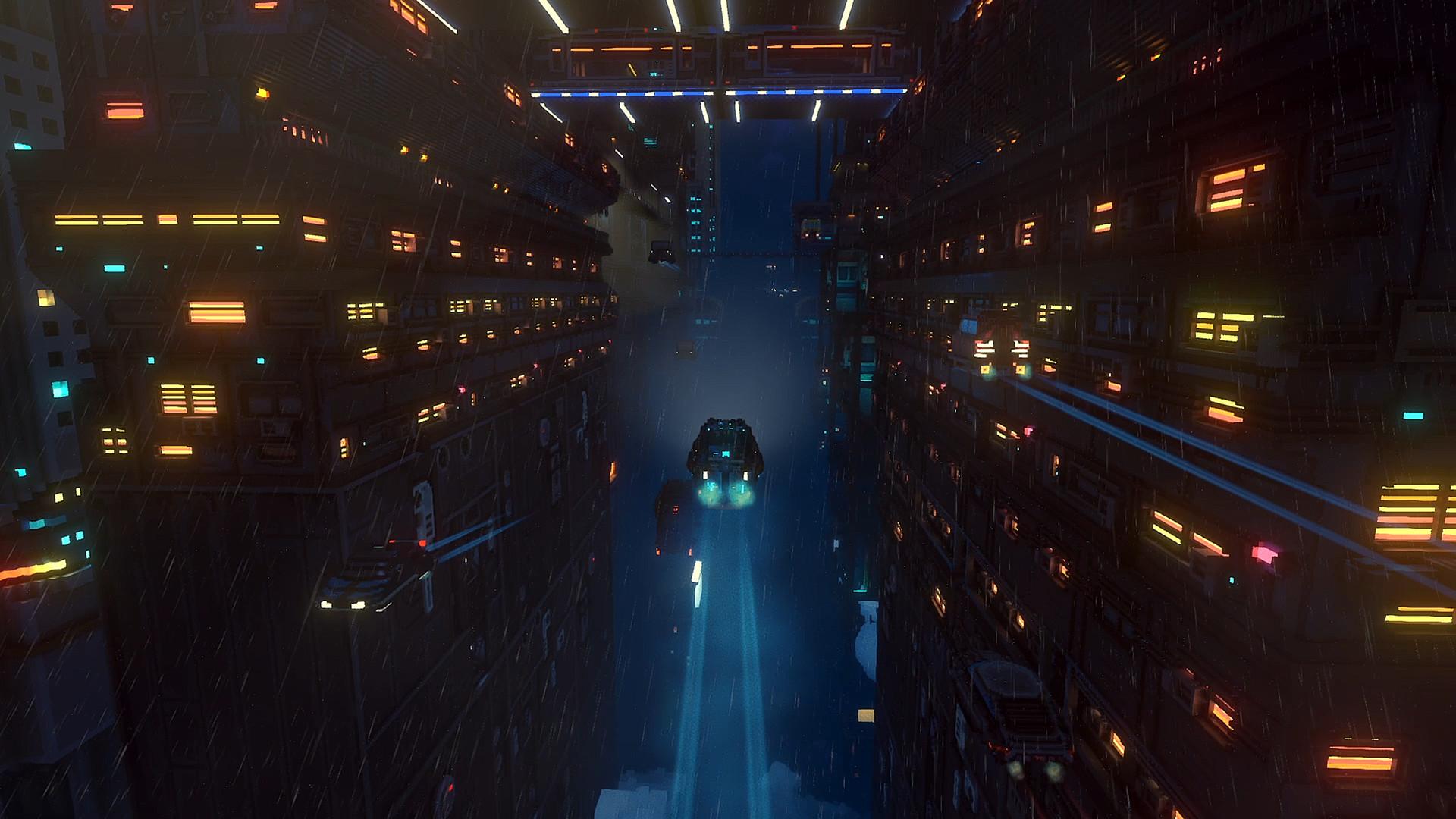 《云端朋克》宣布還將登陸PS4/Xbox One和Switch
