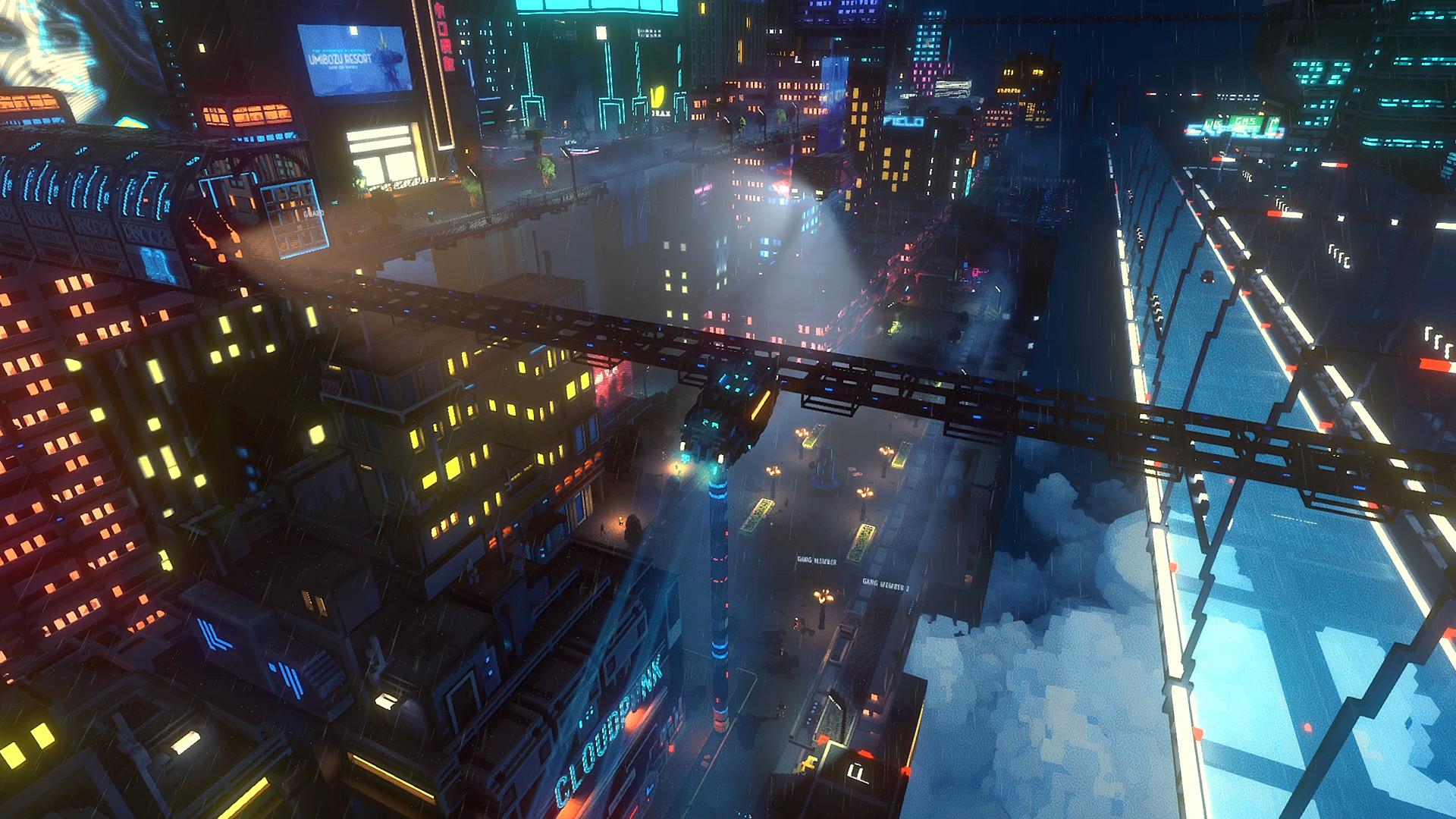 《云端朋克》宣布还将登陆PS4/Xbox One和Switch