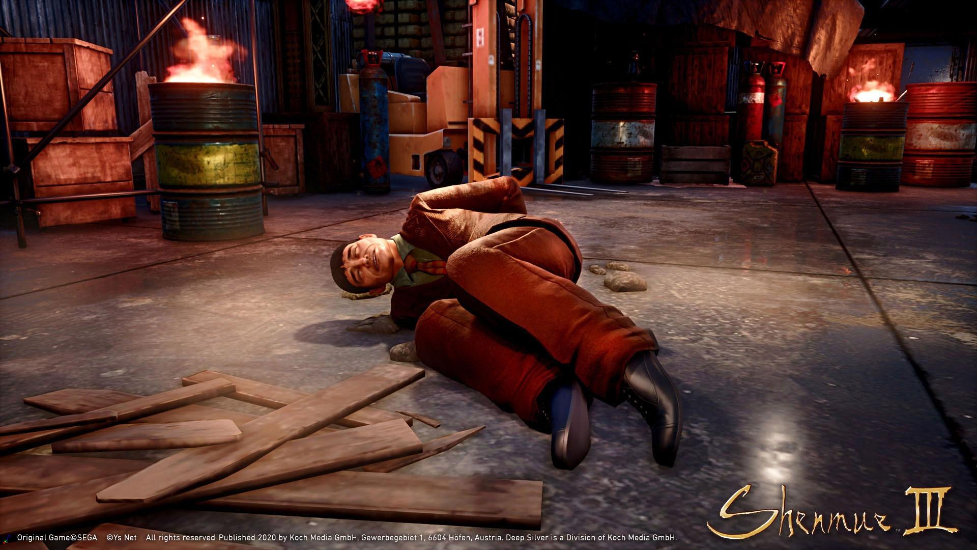 """《莎木3》第二弹DLC""""剧情任务包""""2月18日推出"""