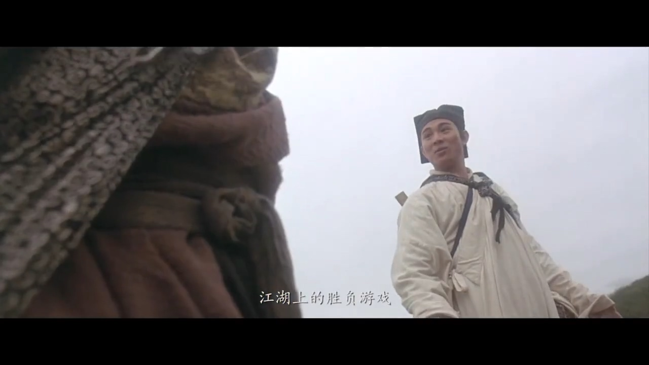 70岁生日快乐!网友神剪辑徐克武侠电影群像
