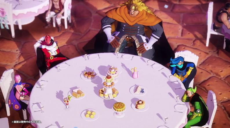 《海贼无双4》新CM:路飞大闹蛋糕奶油世界!
