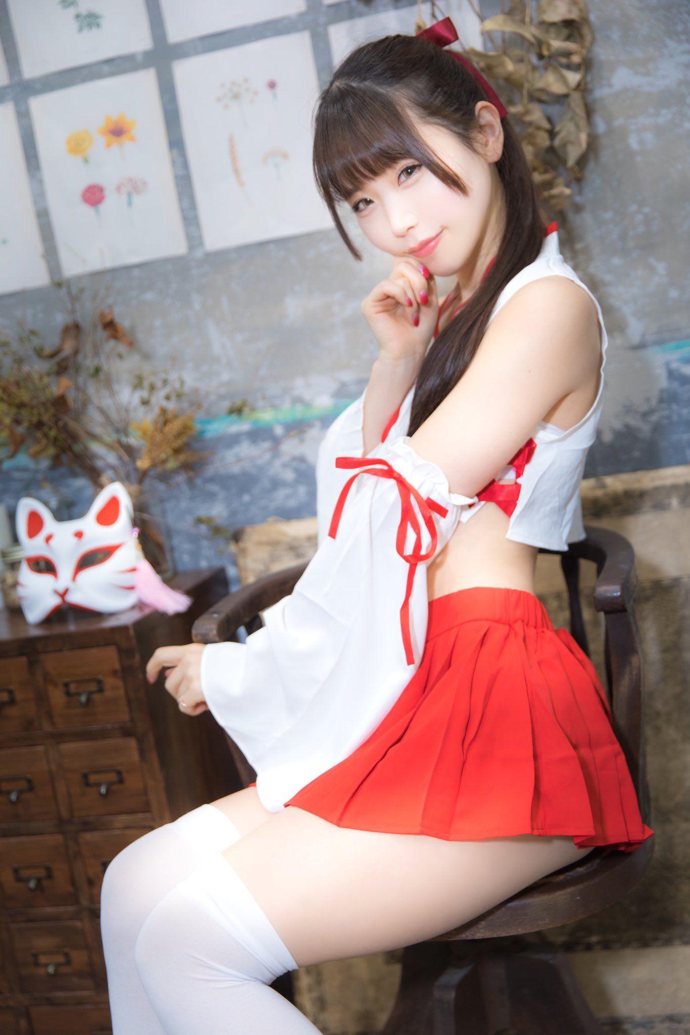 日本萌妹Coser美图合集欣赏 青春可爱性感撩人