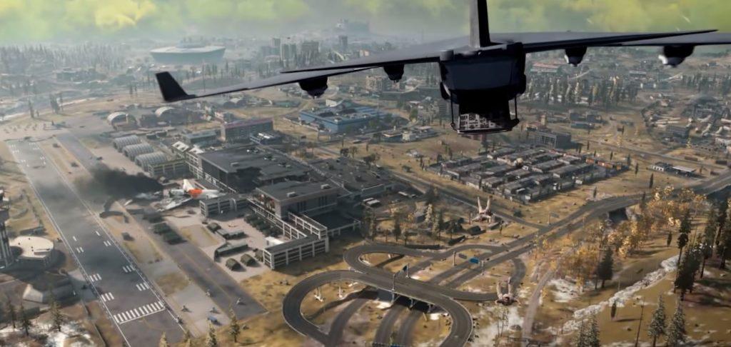 网传《使命召唤:现代战争》吃鸡模式将于3月推出
