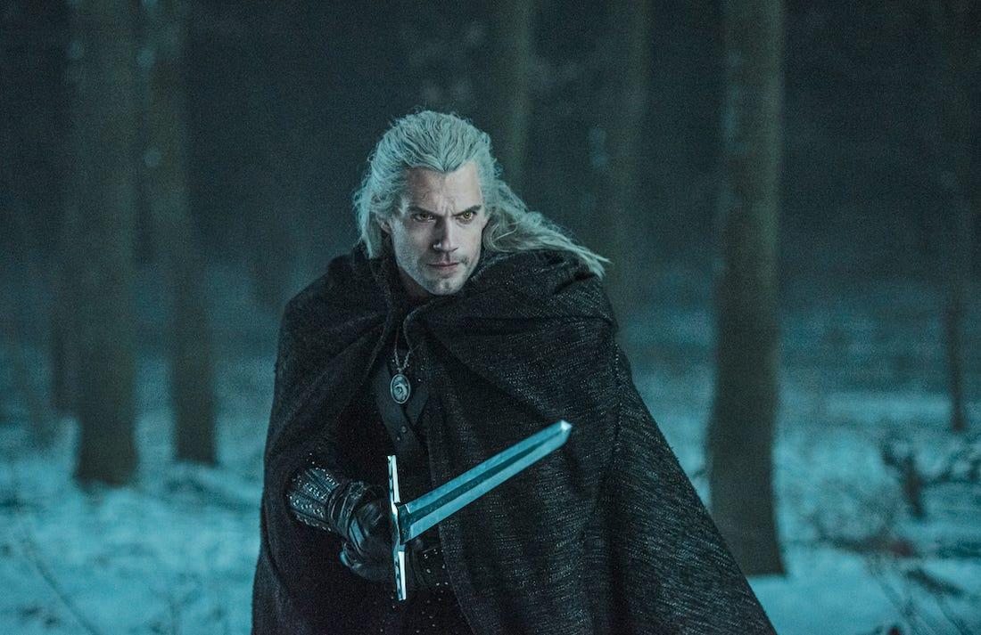 Netflix《巫师》第二季现已开拍 第一季依旧火爆