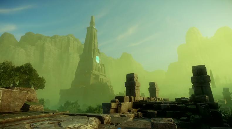 亚马逊新作《新世界》新影像:魔幻般的神秘之地!